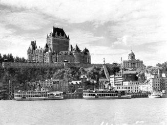 Québec est la capitale de la région.