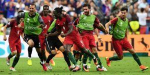Victoire du Portugal