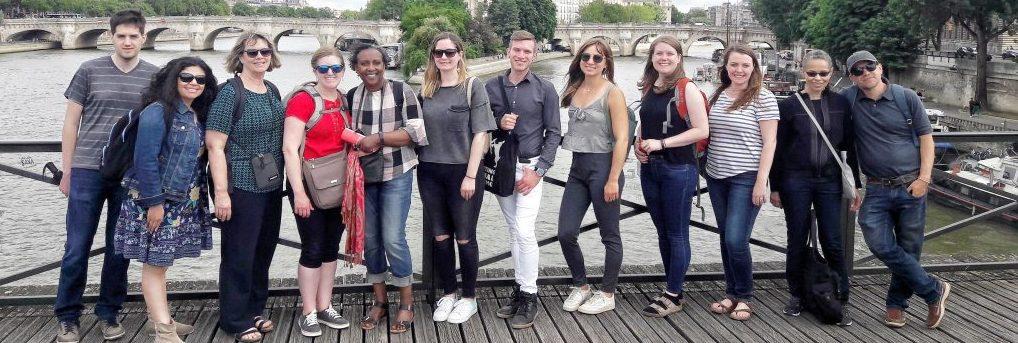 L'École française à Paris